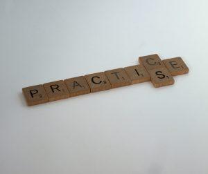 Practice practise