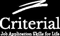 criterial government job application skills